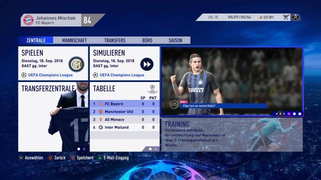 Fifa 19 Im Test Update Jetzt Auch Mit Switch Wertung