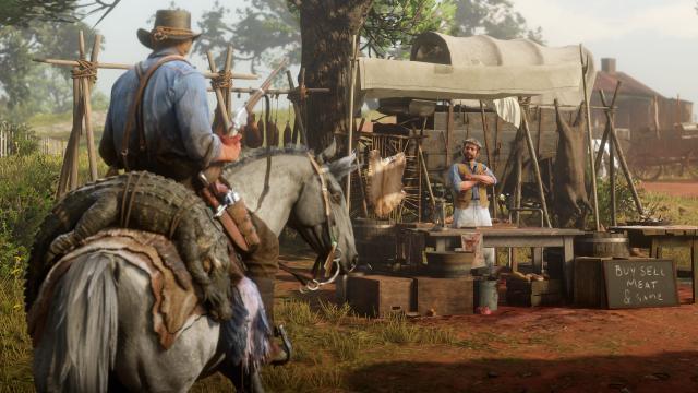 Red Dead Redemption 2 Amulette