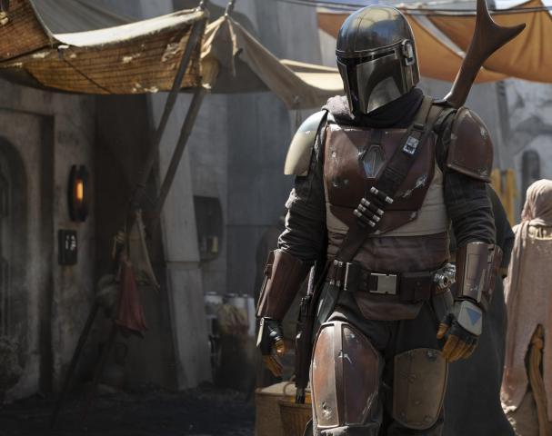 Star Wars: The Mandalorian - Erstes Bild von der Live ...
