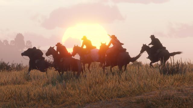 Red Dead Redemption 2: Update-Ausblick für Red Dead Online - das erwartet euch