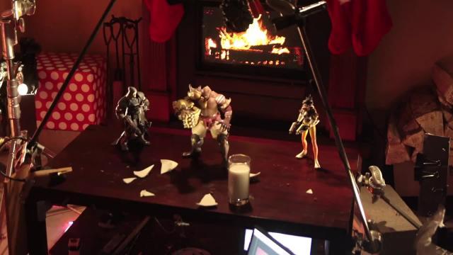 Overwatch: Video blickt hinter die Kulissen des Stop-Motion-Films
