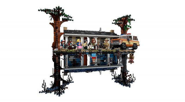 Stranger Things: Offizielles Lego-Set im Vorverkauf