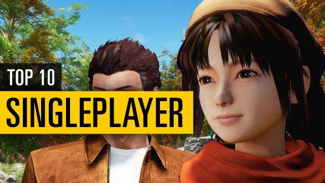 Beste Singleplayer Spiele