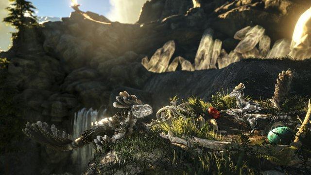 """ARK: Survival Evolved - Update bringt riesige Map """"Valguero"""" ins Spiel"""