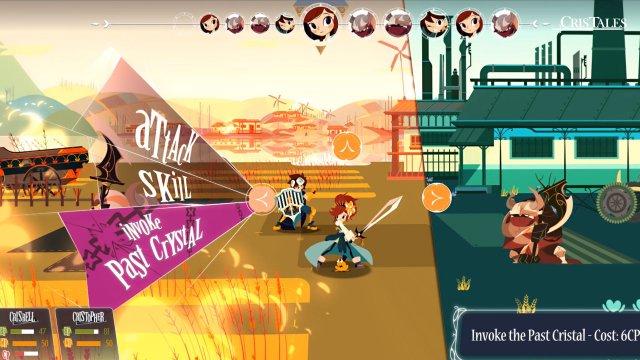 E3-Vorschau-zu-Cris-Tales-Rundenbasiertes-RPG-mit-coolem-Zeitreise-Twist