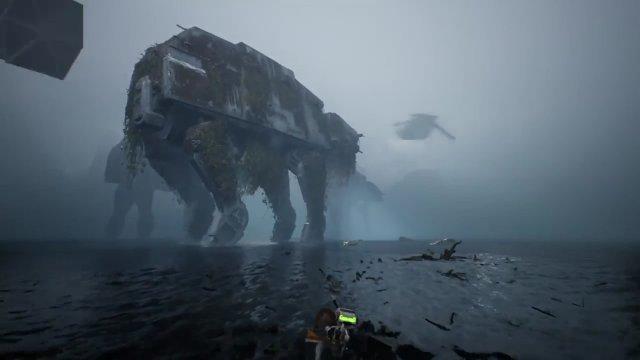 Star Wars Jedi: Fallen Order - Xbox-Trailer mit neuen Spielszenen