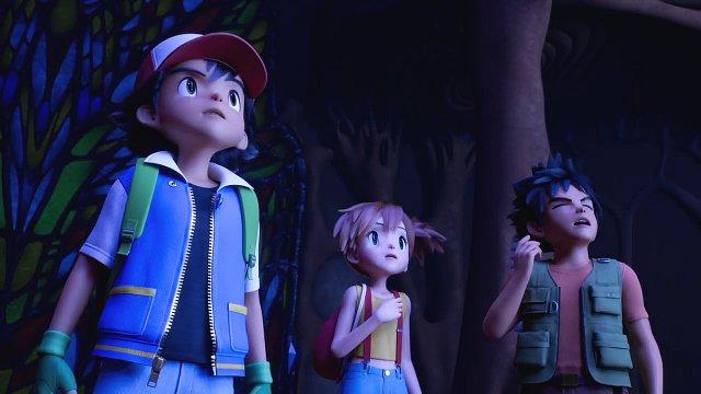 Pokémon: Mewtwo Strikes Back Evolution - Neuer Trailer zum CGI-Film