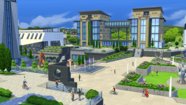 """Die Sims 4: Erweiterung """"An die Uni!"""" offiziell bestätigt, erste Details"""