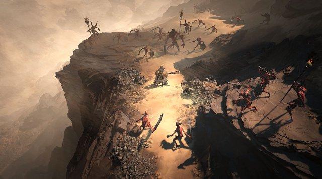 Diablo 4: Verrät die Versionsnummer einen Release in 2021?