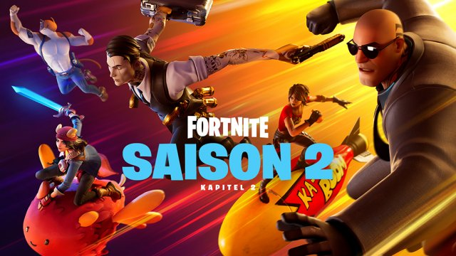 Fortnite: Aktuelle Season endet im April - Datum von Epic