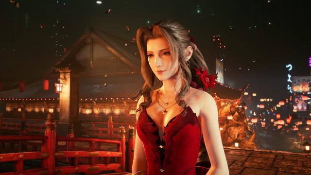 Resident Evil 3 Remake: Mit dieser Mod spielt ihr als Aerith aus Final Fantasy 7