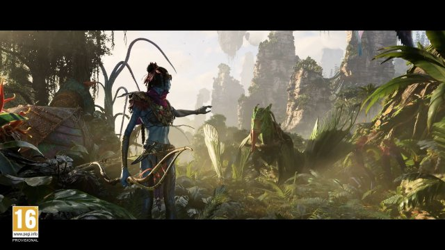 Avatar: Frontiers of Pandora - Spiel zum Cameron-Film enthüllt
