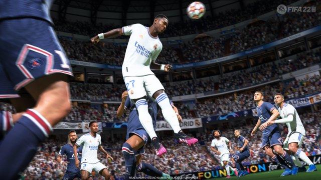 FIFA 22 gespielt: Ist das neue FIFA wirklich die Zukunft des virtuellen Fußballs?