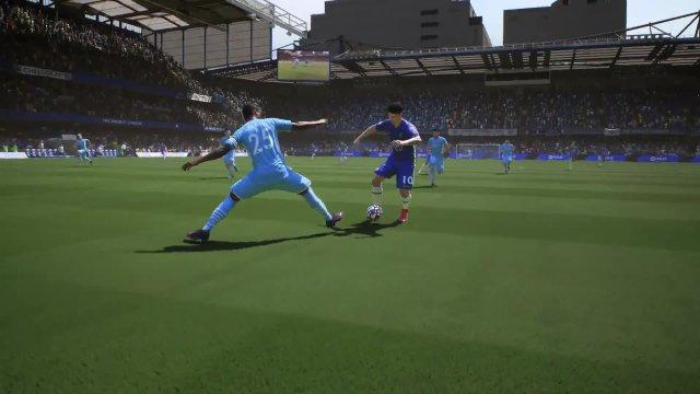FIFA 22: Erster Trailer zur neuen Fußballsimulation zeigt HyperMotion-Subsequent-Gen-Technologie