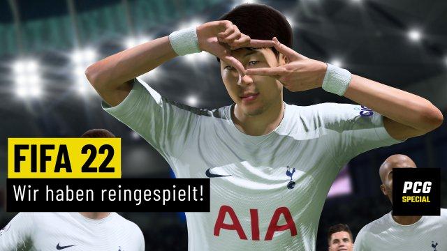 FIFA 22 angespielt   Wir besprechen unsere ersten Gameplay-Eindrücke