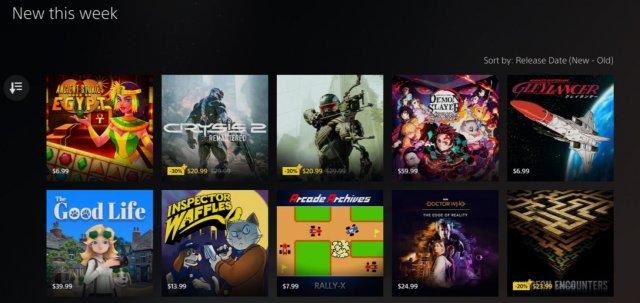 PS5: Neue Funktion im PS Store lässt euch leichter neue Spiele entdecken