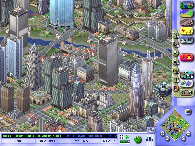 sim city 3000 deutschland pc test tipps videos news