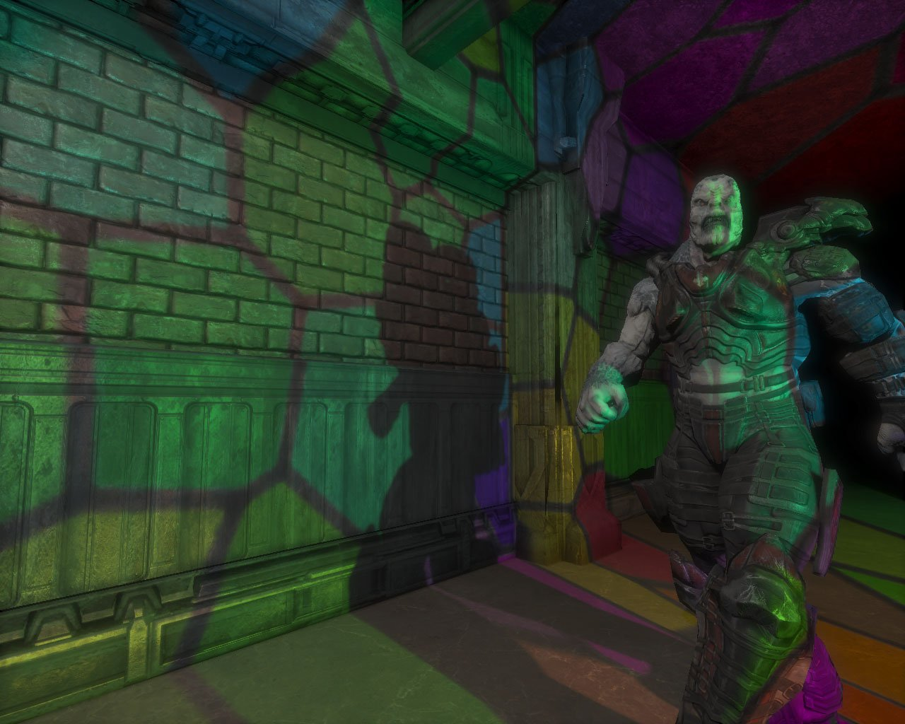 Epic Games: Mark Rein zeigt Unreal Engine 3-Techdemo auf dem
