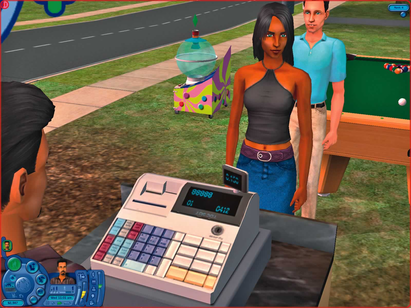 die sims 2 open for business