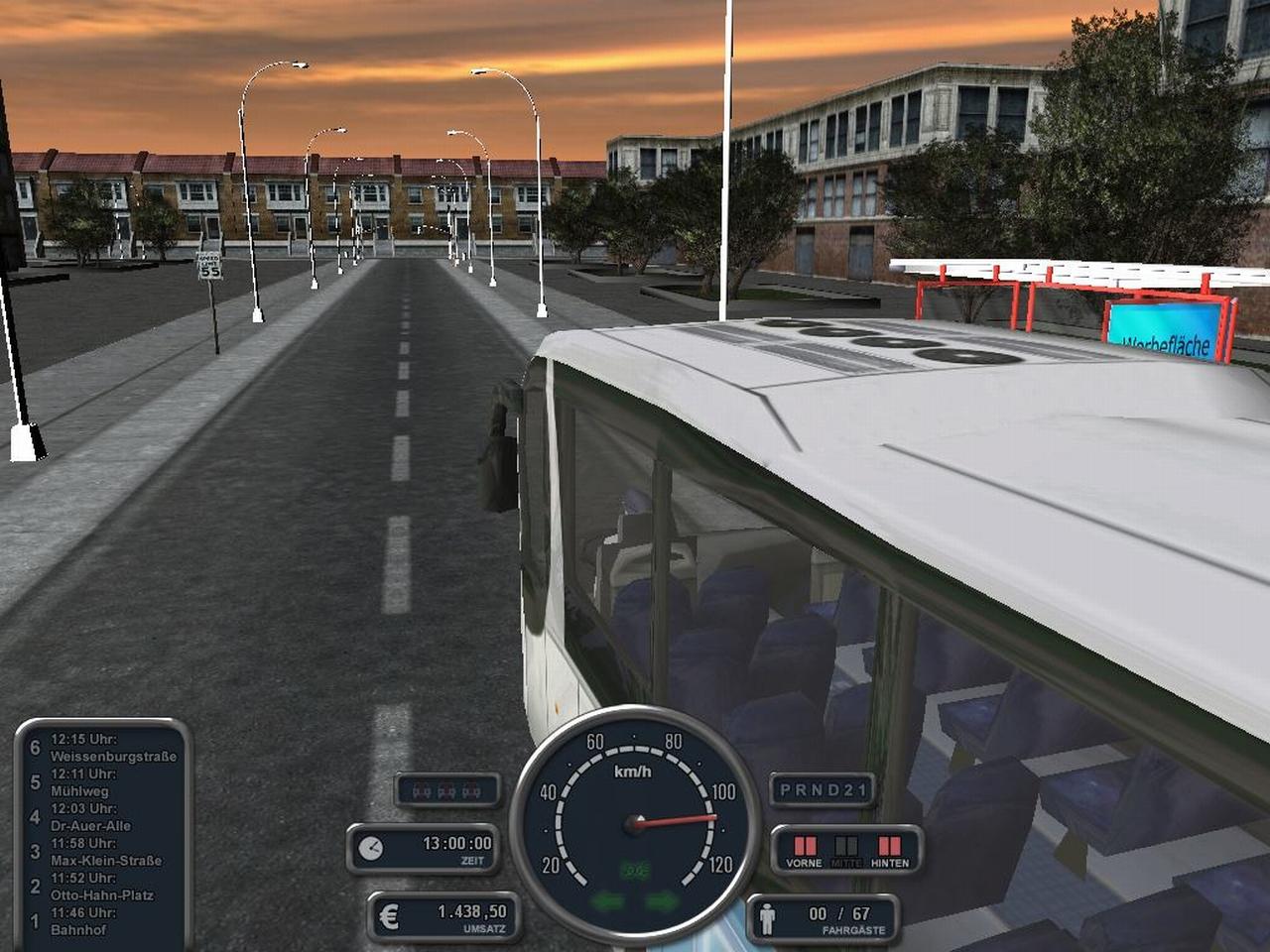 fahrstuhl simulator