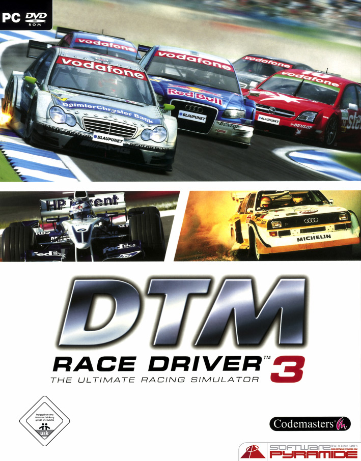 Dtm Race Driver Demo Download