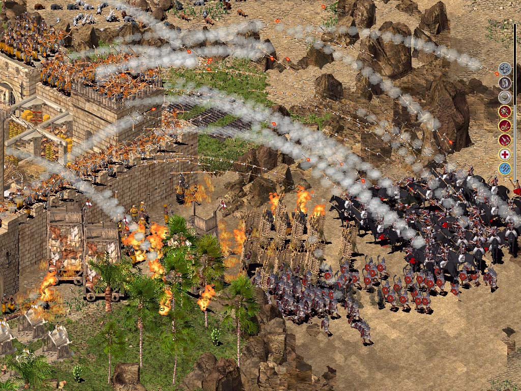 Stronghold crusader extreme hd.