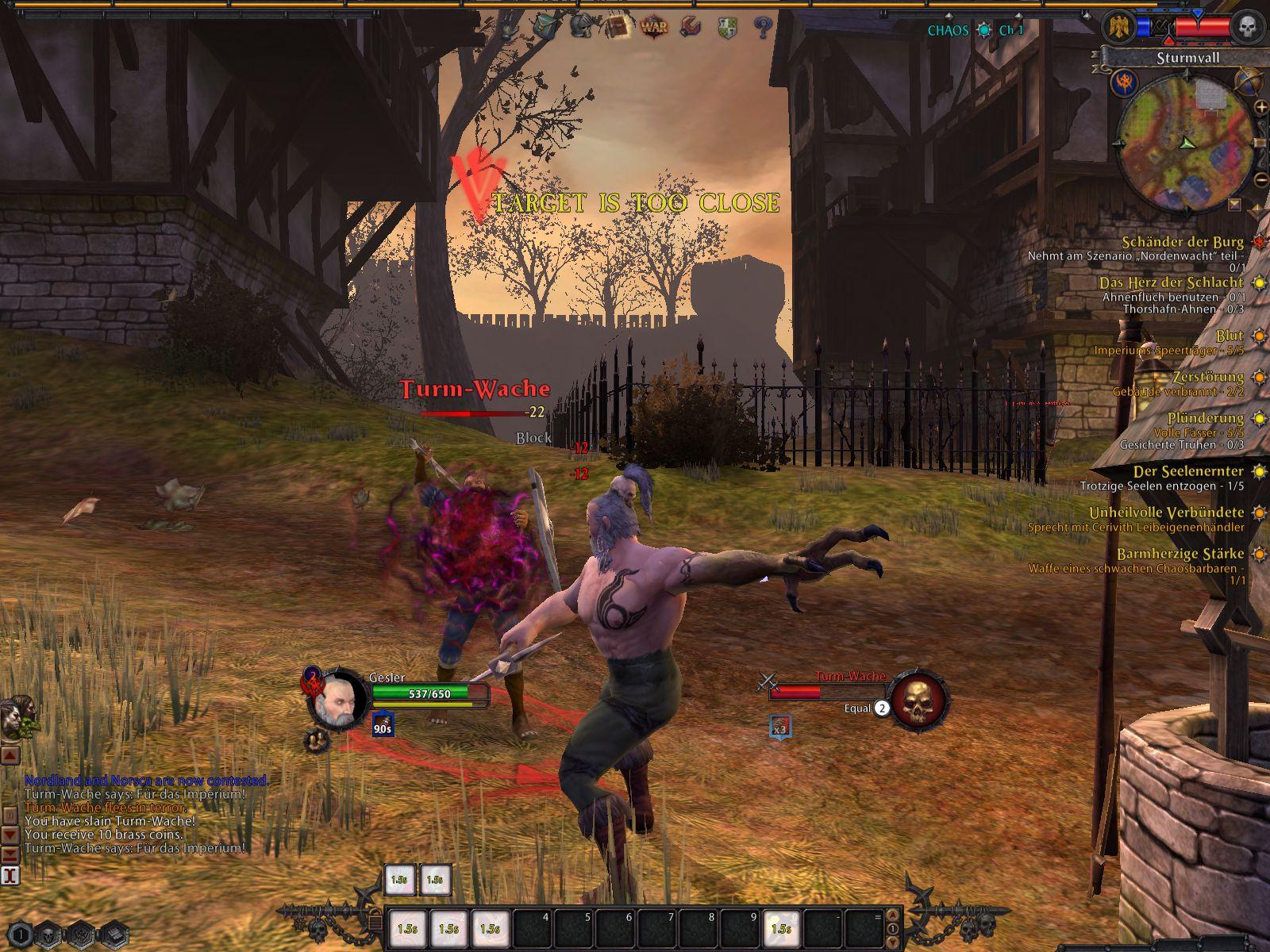 Warhammer Online Age Of Reckoning Allgemeine Tipps
