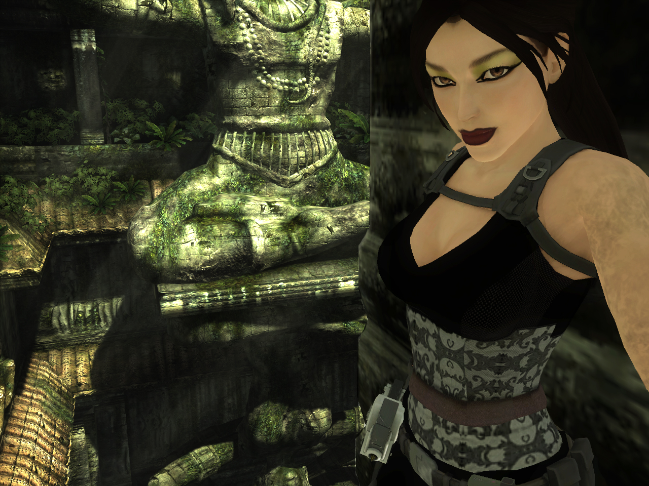 Tomb raider underworld patch adult girls