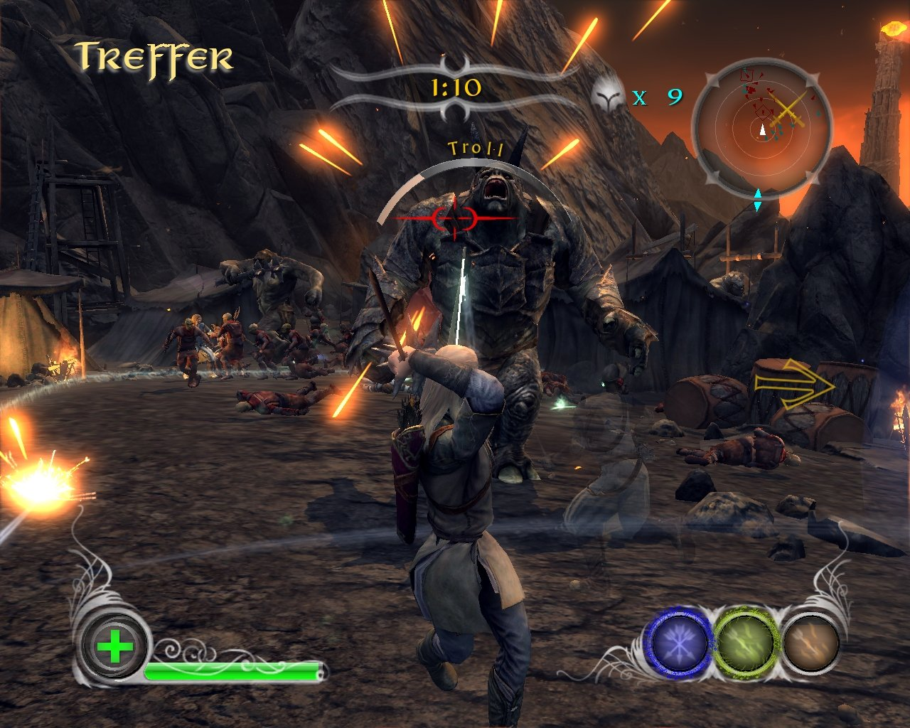 Lord Of The Rings Game Playstation