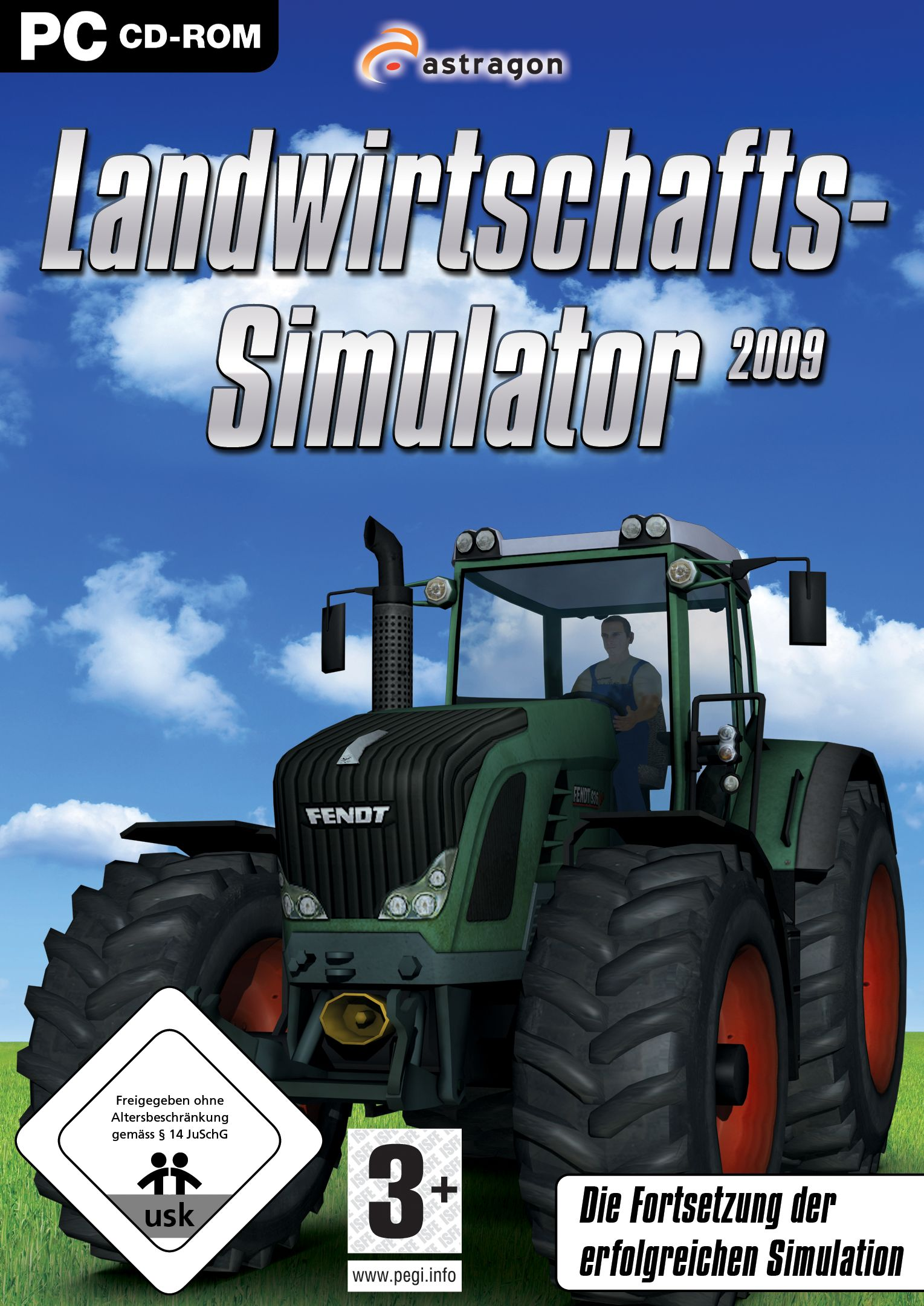 landwirtschafts simulator 2009 test tipps videos news. Black Bedroom Furniture Sets. Home Design Ideas