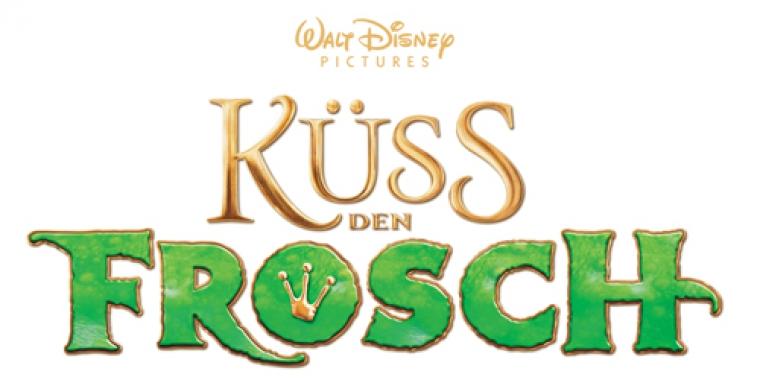 küss den frosch film