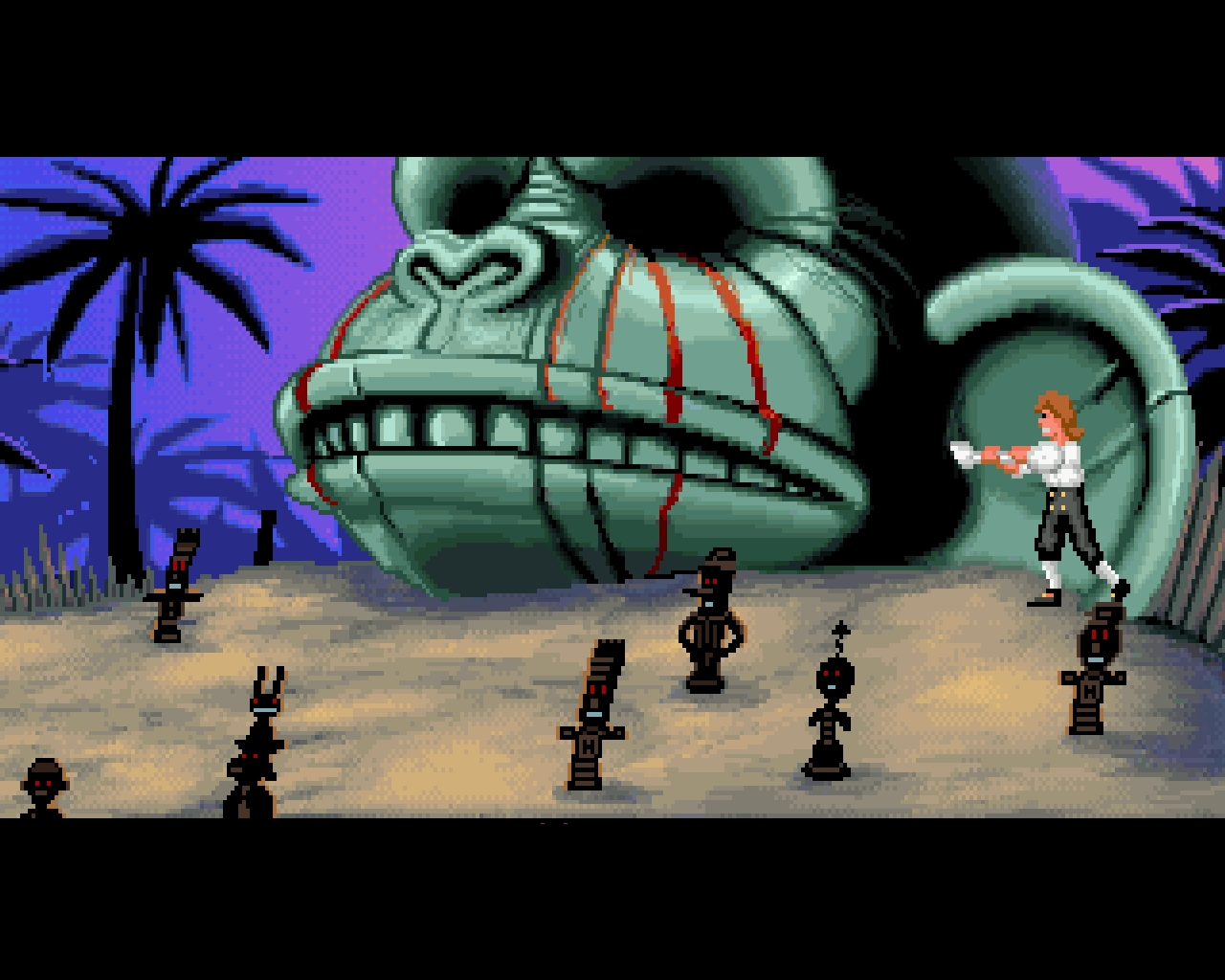 The Secret Of Monkey Island Remake