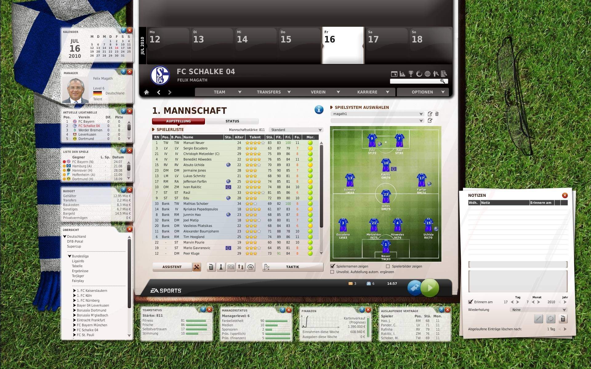Bild in originalgroesse 12 08 10 fussball manager 11 schalke trainer