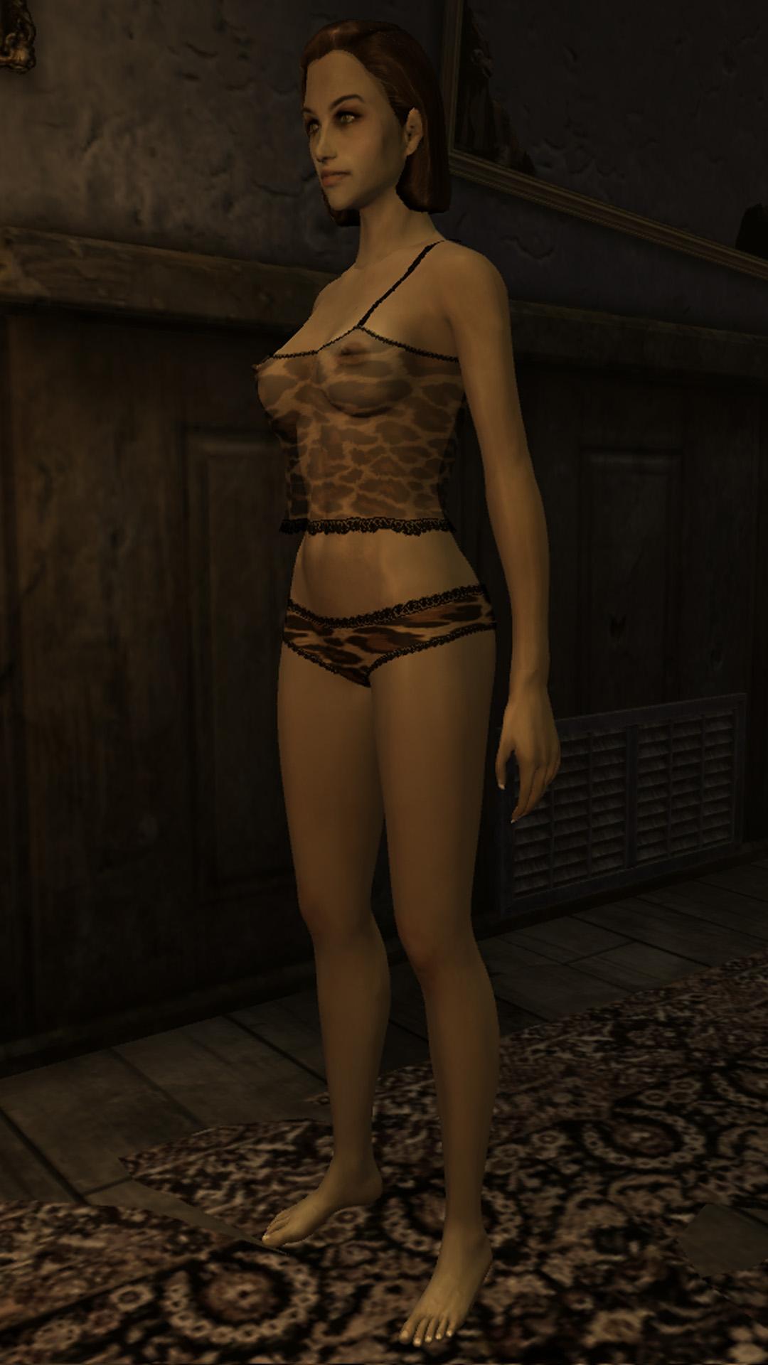 Fallout nackt sex clip