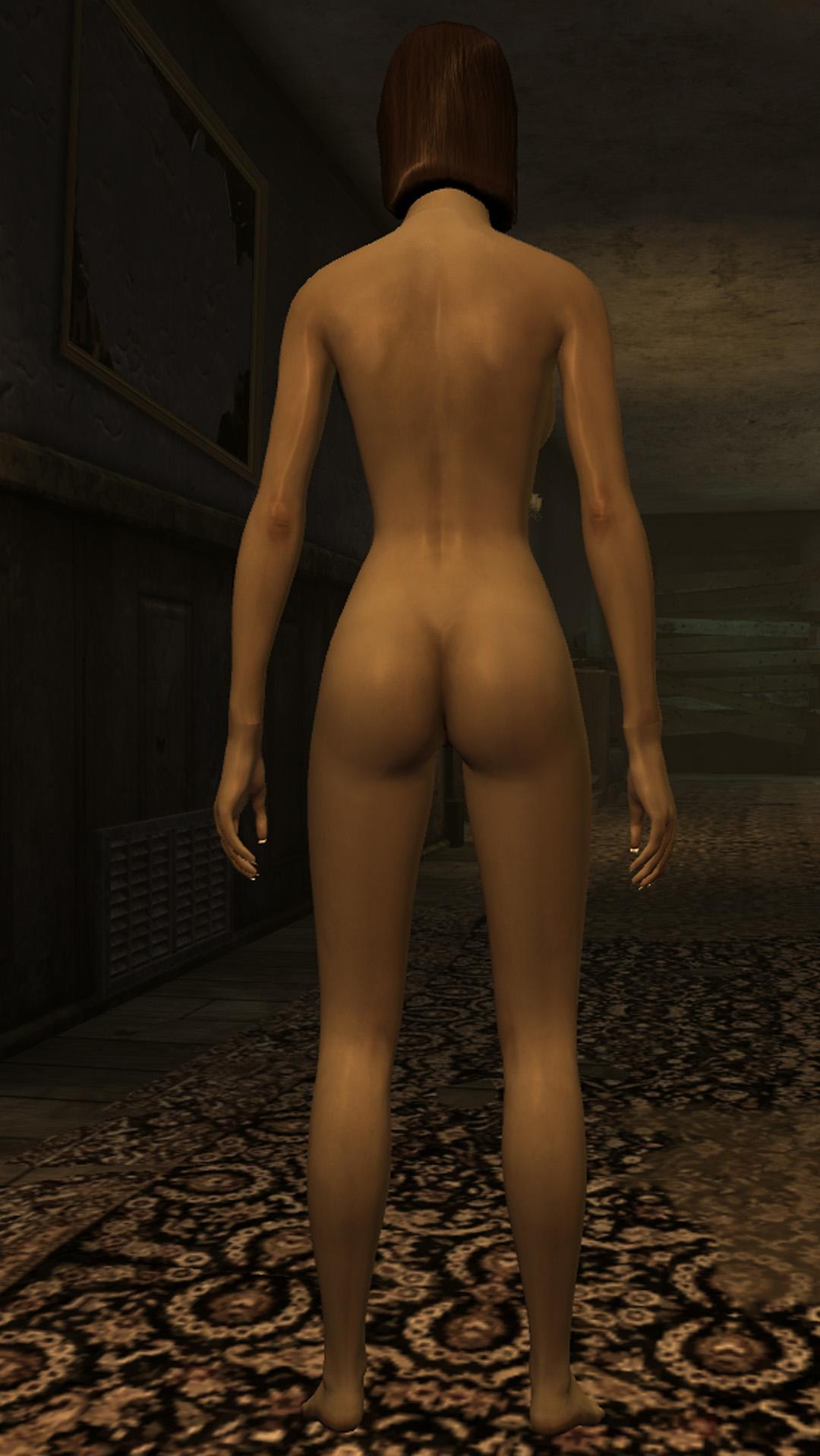 Fallout new vega mode nude porn image