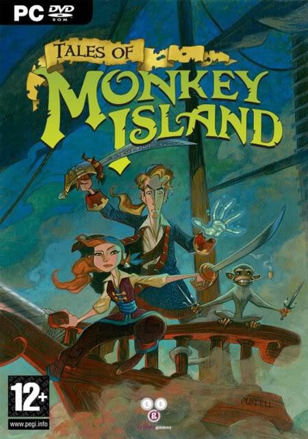 tales of monkey island lösung