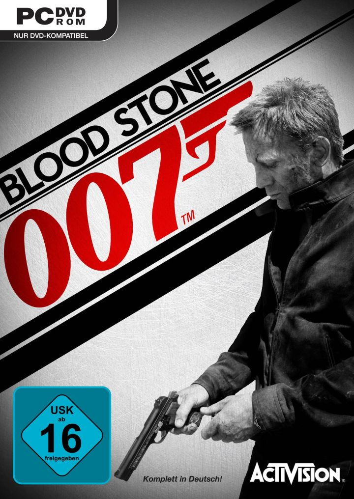 james bond 007 blood stone test tipps videos news. Black Bedroom Furniture Sets. Home Design Ideas