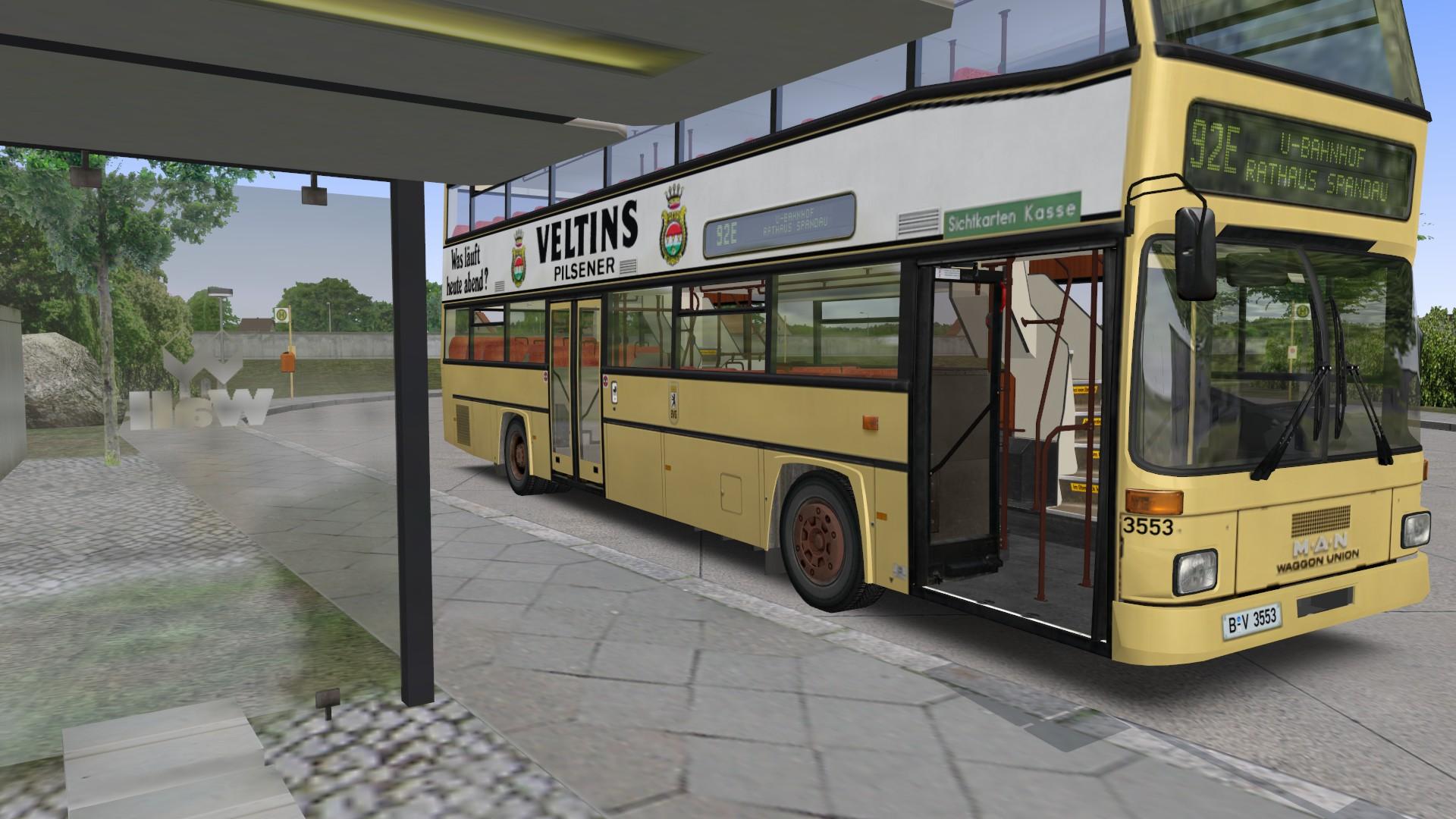 Alle Bus Spiele