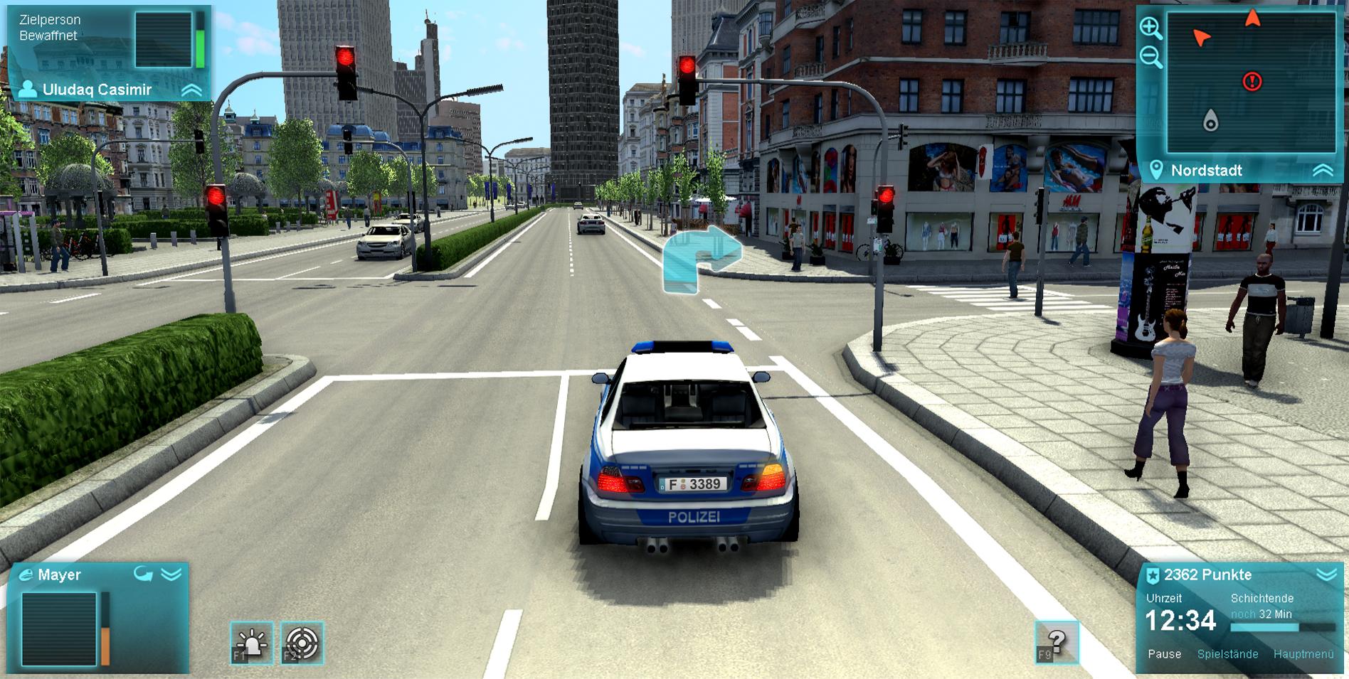 Polizei Games