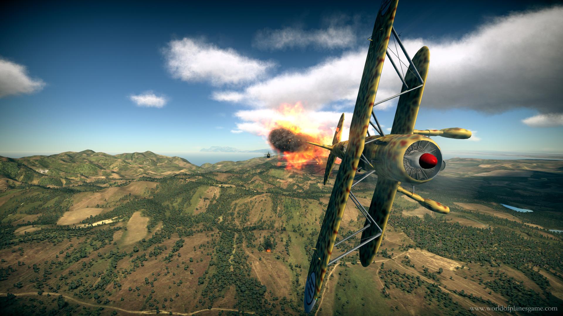 luftkampf im 2 weltkrieg