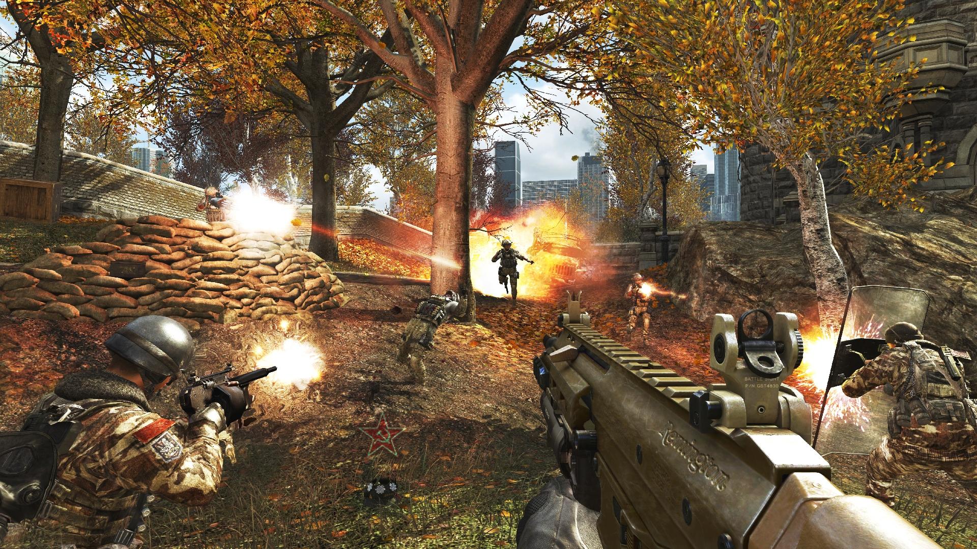 Modern Warfare 3: Zehn neue Maps, sechs Spec-Ops-Missionen und zwei on