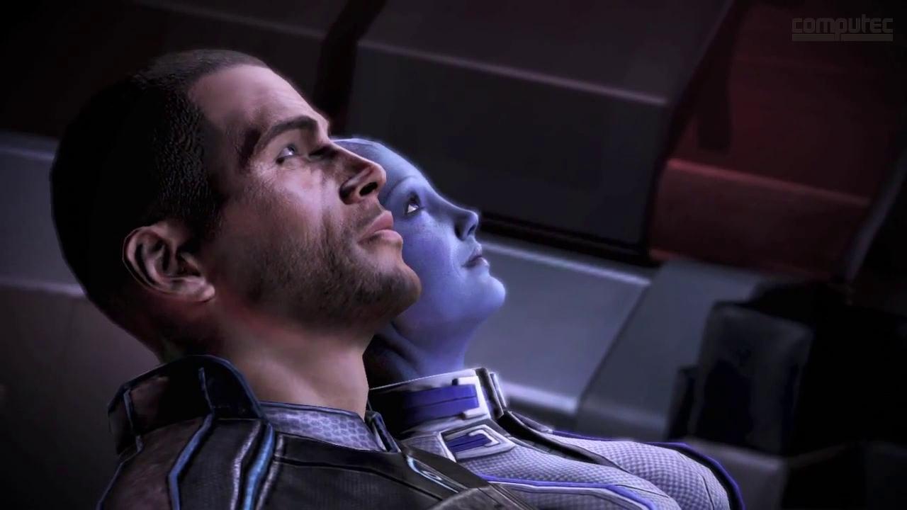 Mass Effect Sex Screenshots