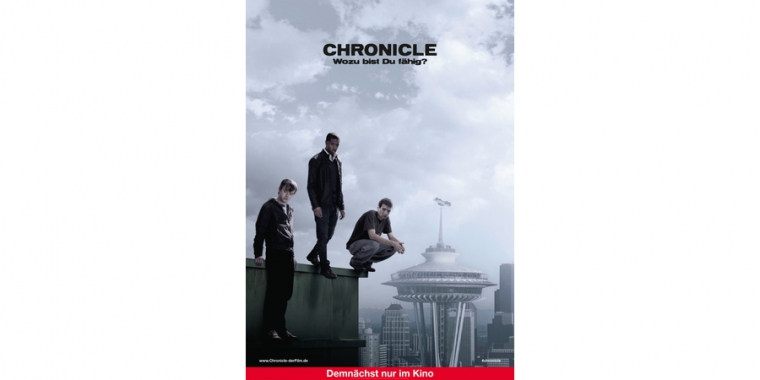 Chronicle - Wozu bist du fähig? - Review