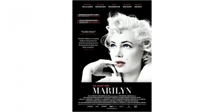 My Week with Marylin - Review