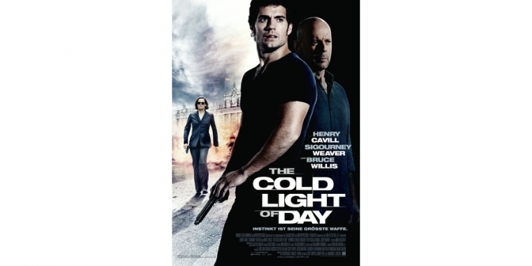 The Cold Light of Day - Review