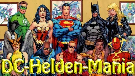 Dc Comics Helden