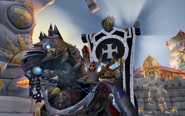 World Of Warcraft Blackhand Servertest Gilden Und Raids