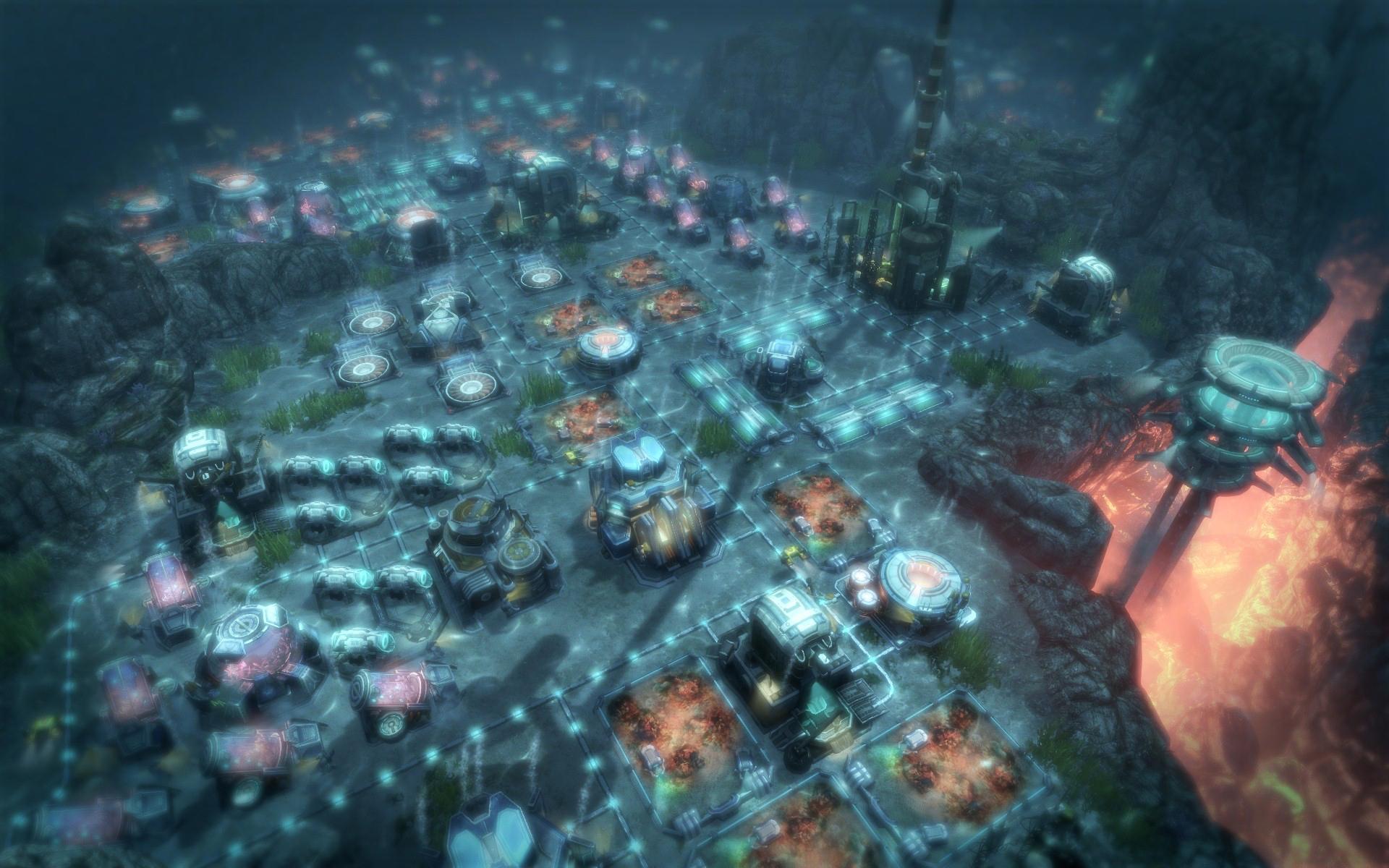 Pics Photos - Anno 2070 Die Tiefsee Screenshots Zur Ank Ndigung Bild 1