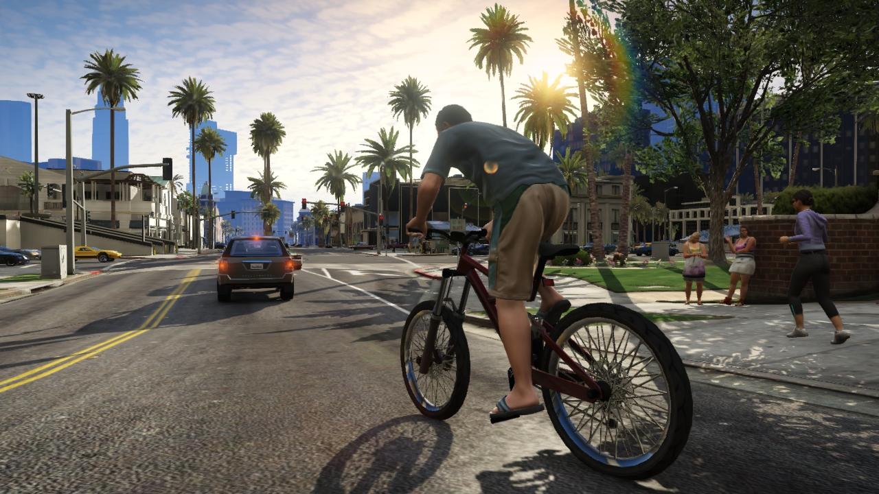 Bild 2 zu GTA 5 - Grand Theft Auto 5