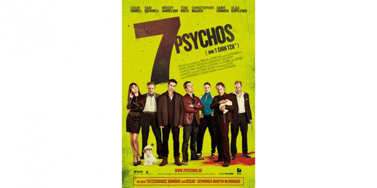 7 Psychos - Review